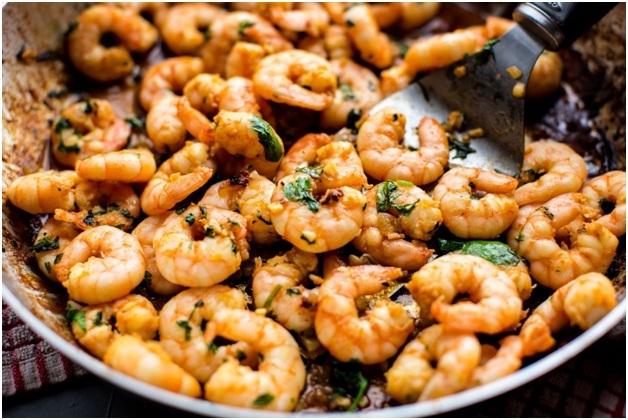 Delicious and simple healthy shrimp recipes 1