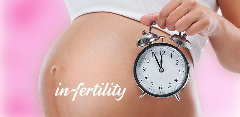 Infertility Is the time ticking