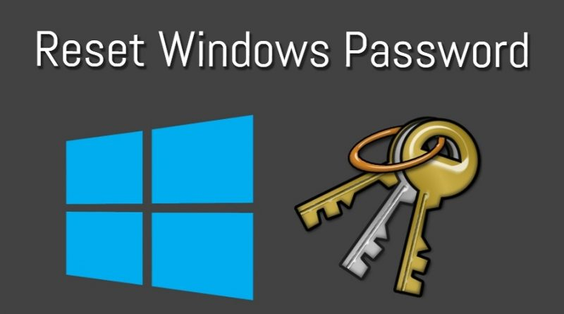 Reset-Windows-Winpasskey