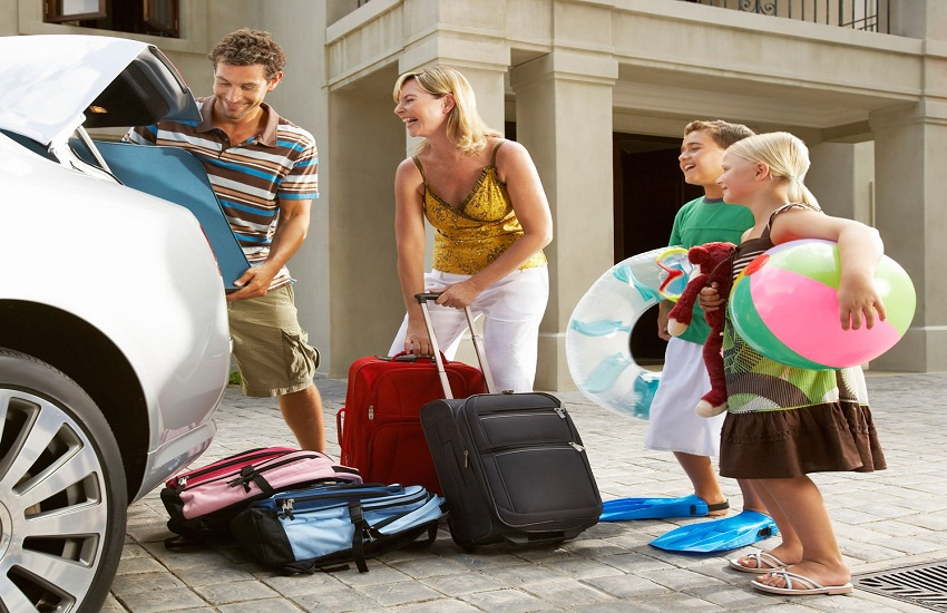 Packing with family for a vacation - plan of action 5