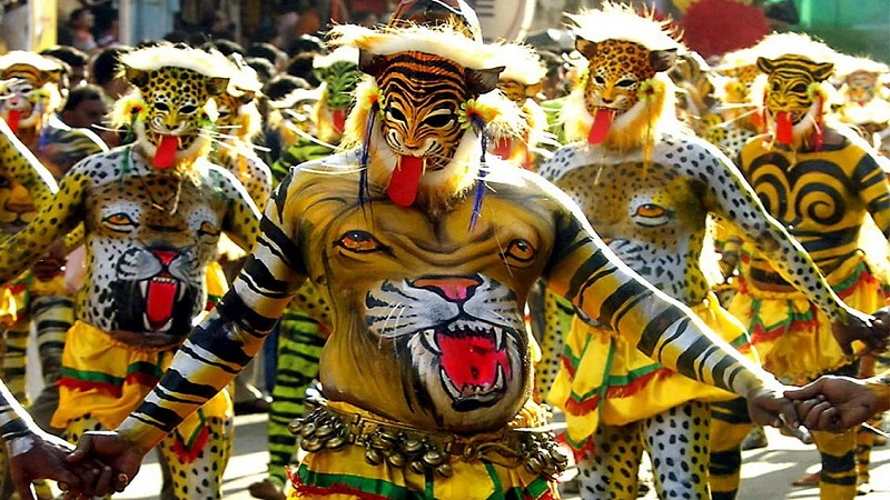 7 MOST UNUSUAL FESTIVALS IN INDIA 1