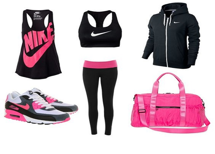 workout cloths for girls